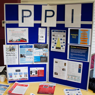 PPI poster board