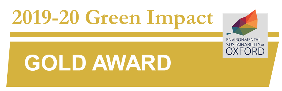 NUS Green Impact Gold