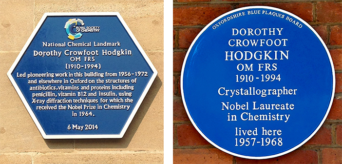Dorothy Crowfoot Hodgkin - CC - Flickr